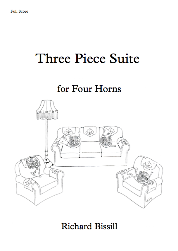Three Piece Suite for Four Horns